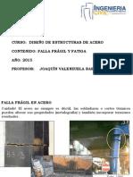 3. Falla Fragil y Fatiga