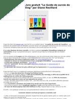 Livre gratuit guide de survie de l'emailing
