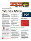 Bakerloo News (September-October 2015)