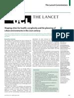 Healthy Cities Lancet