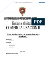 Plan de Marketing para una muebleria