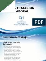 Presentación CONTRATACION LABORAL