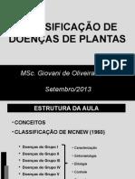 Classificao de Doencas de Plantas