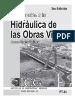 Hidraulica de Obras Viales