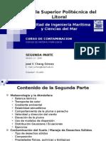 Curso Contaminacion 2 a Parte 2008