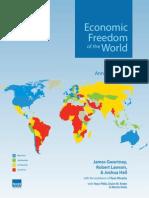 Economic Freedom of the World 2015