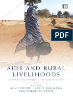 Anke Niehof, Rugalema Gabriel, Stuart Gillespie-AIDS and Rural Livelihoods_ Dynamics and Diversity in Sub-Saharan Africa-Routledge (2010)