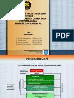 Presentasi Permen Esdm No 28 Th 2009