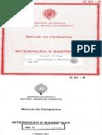 C 31-5 Interdição e Barreiras