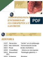 Fisiopatología EUP y Gastritis