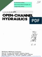 Hidraulica de canales Richard H. H. French-McGraw-Hill-1985-700p.pdf