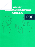 About Comunication Skills