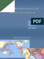 Fenomeno Sismico en Chile - Introducción a Las Estructuras