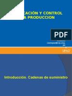 1. Planificación y Control de La Producción WL