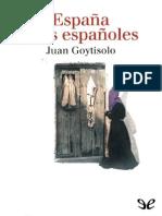 España y Los Españoles - Juan Goytisolo
