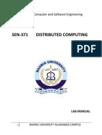 Distributed Computing _ Lab Manual