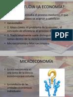Macro y Microeconomía Para Proyectos de Inversión