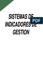10 Indicadores de Gestion