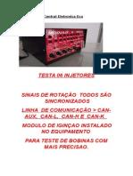 Simulador de Central Eletronica Ecu