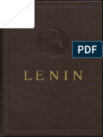 V. I. Lenin v. I. Lenin Collected Works Volume 4 1898 - April 1901 1960