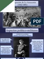 Clase Ocupación de La Araucanía