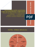 Áreas e Instalações Do Hotel