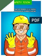 eBook 7 Pola Struktur K3LH Safety Toon