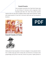 Sejarah Pramuka