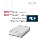 STORY Station Series User's Manual(en) Rev03