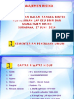 Manajemen Risiko Batam Blkppn Srby Juni 2014