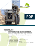 Inducción Para Contratistas Empresas Mineras 2010