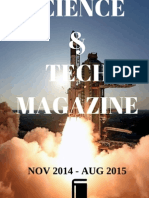 Science & Technology Magazine