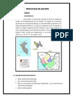 Provincia de Ascope
