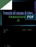 Tabaquismo TV