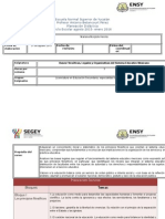 Bases Filosóficas 2015 planeacion