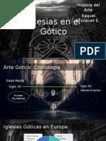 Iglesias en El Gótico