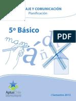 5_Basico_Lenguajeclase a Calse Aptus Planificaciones