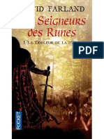 Les Seigneurs Des Runes -D01 - La Douleur de La Terre - Farland,David