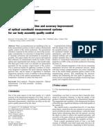 Analysis, Characterization and Accuracy Improvement