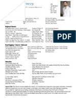theatre resume conroy apr2015