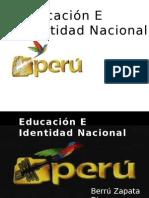 Educación e Identidad Nacional en el Perú