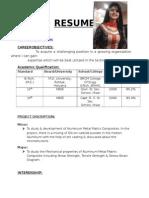 Resume Formats (118)