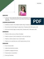 Resume Formats (141)