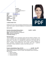 Resume Formats (185)