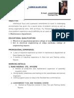 Resume Formats (138)