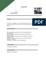 Resume Formats (161)