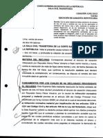 CAS. N° 001392-2013 TACNA.- Rescision de contrato por incumplimiento de pago.pdf