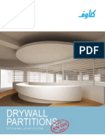 En - BS Drywall Partition Manual