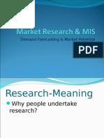 Market Research & MIS Lect No.3.1
