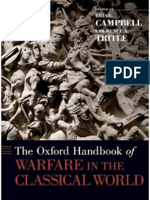 WARFARE IN THE CLASSICAL WORLD   Ancient Greece   Ancient Rome